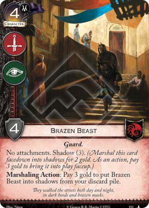 Brazen Beast