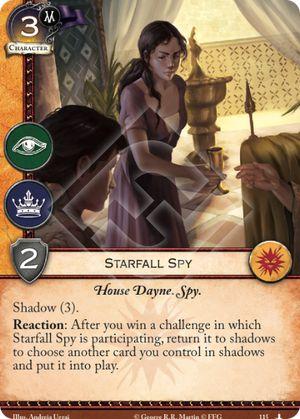 Starfall Spy