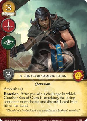 Gunthor Son of Gurn