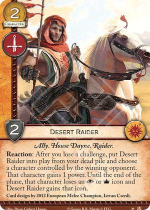 Desert Raider