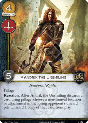 Andrik the Unsmiling