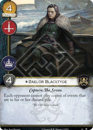 Baelor Blacktyde