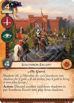 Southron Escort