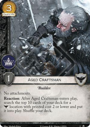 Aged Craftsman
