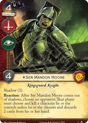 Ser Mandon Moore