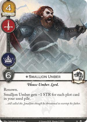 Smalljon Umber