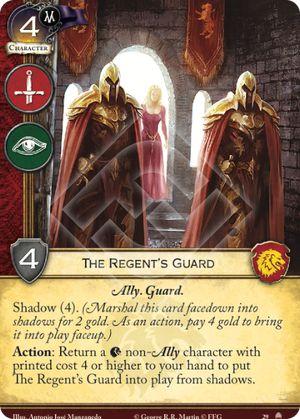 The Regent's Guard