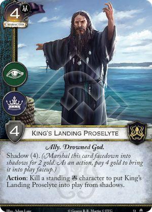 King's Landing Proselyte