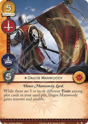 Dagos Manwoody