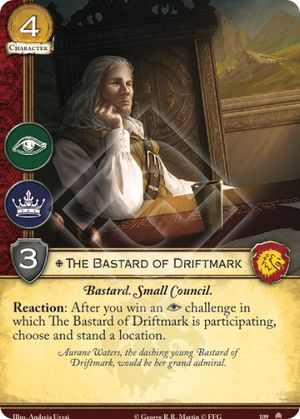 The Bastard of Driftmark