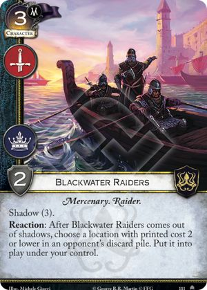 Blackwater Raiders