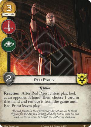 Red Priest