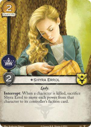 Shyra Errol