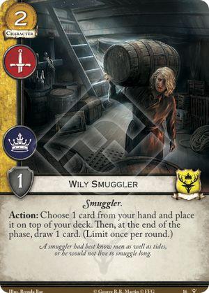 Wily Smuggler