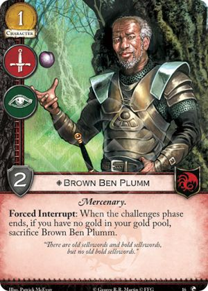 Brown Ben Plumm