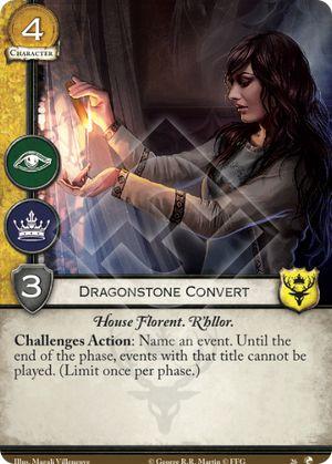 Dragonstone Convert