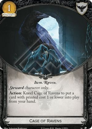 Cage of Ravens