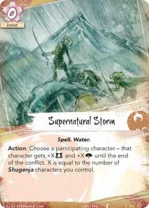 Supernatural Storm