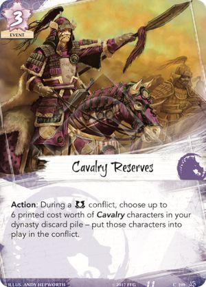 Cavalry Reserves