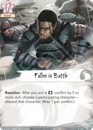 Fallen in Battle