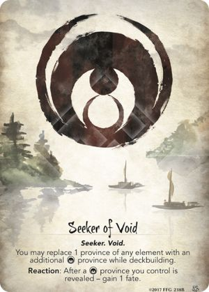 Seeker of Void