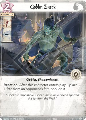 Goblin Sneak
