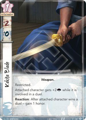 Kakita Blade
