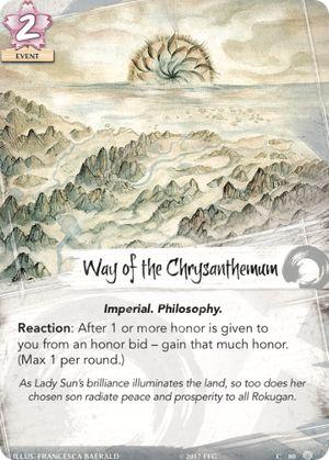 Way of the Chrysanthemum