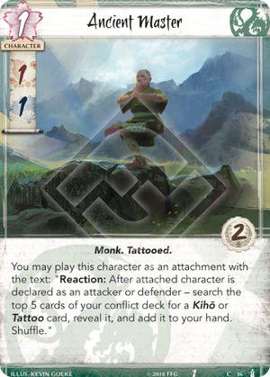 Ancient Master