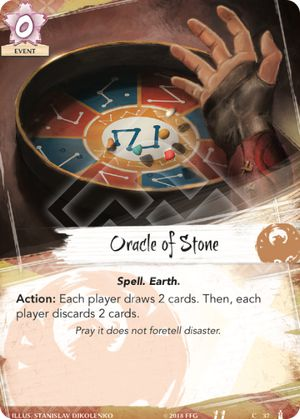 Oracle of Stone