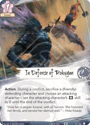 In Defense of Rokugan