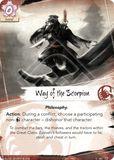 Way of the Scorpion