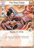 Fire Tensai Initiate