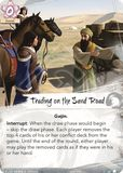 Trading on the Sand Road