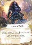 Honor in Battle