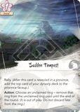 Sudden Tempest