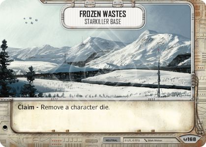 Frozen Wastes Awakenings Star Wars Destiny Star