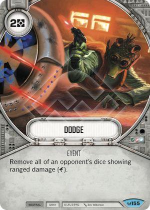 Dodge Awakenings Star Wars Destiny Star Wars