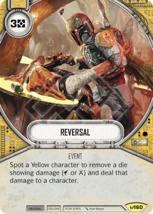 Reversal Awakenings Star Wars Destiny Star Wars