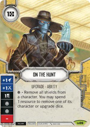 On The Hunt Awakenings Star Wars Destiny Star Wars