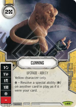 Cunning Awakenings Star Wars Destiny Star Wars