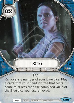 Destiny Spirit Of Rebellion Star Wars Destiny Star