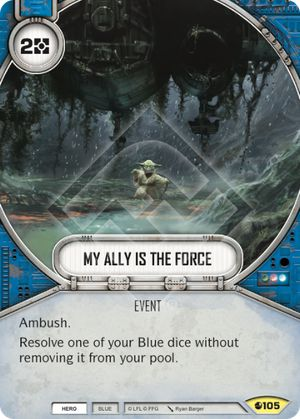My Ally Is The Force Spirit Of Rebellion Star Wars
