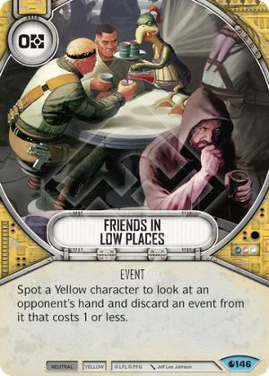 Friends In Low Places Spirit Of Rebellion Star Wars