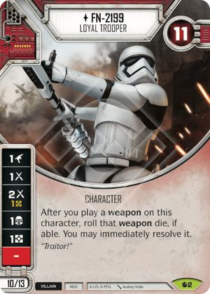 """Recon Specialist Spirit of Rebellion Complete Card w Temmin /""""Snap/"""" Wexley x1"""