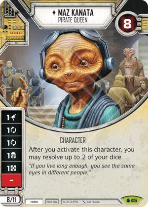 Poe/Maz - Star Wars: Destiny Decks - Star Wars: Destiny