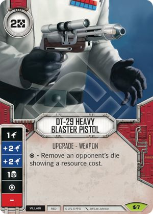 Dt 29 Heavy Blaster Pistol Spirit Of Rebellion Star