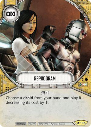 Reprogram