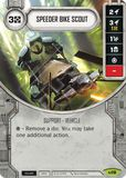 Speeder Bike Scout