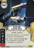 Black Sun BlasterPistol